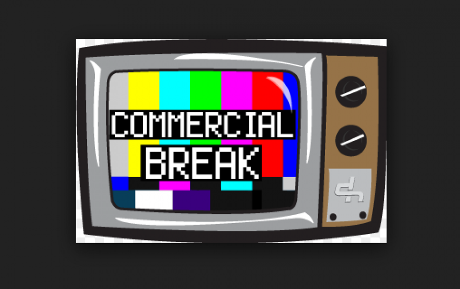 Commercial Break (Intromercial/ Webmercial) Banner